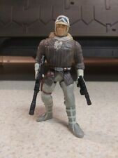 Star Wars Han Solo Hoth Kenner POTF 1995 3.75 Action Figure