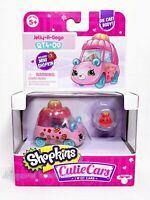 New Shopkins Cutie Cars Jelly-A-Gogo Season 4 QT4-09 with Mini Shopkin!