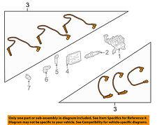 GM OEM Ignition Spark Plug-Wire OR Set-See Image 19351586