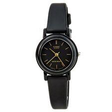 Casio Women's Watch Classic Quartz Black Dial Black Resin Strap LQ139A-1E