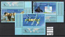 DDR Mi.-Nr. 3190-3192 gestempelt