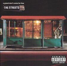 A Grand Don't Come for Free by The Streets(CD, May-2004, Vice R )