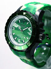KYBOE !, ARMY GREEN ,  CAMOUFLAGE SERIES, CS-004, 48MM, 10ATM