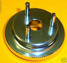 RC Nitro Engine 3 Shoe Flywheel Aluminium Silver 1/8