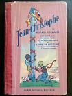 Scolaire ancien : Jean-Christophe, Romain Rolland, illustré Ray-Lambert, 1932