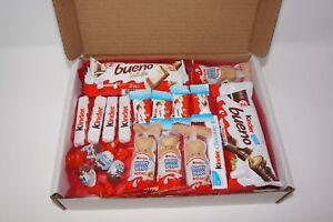 KINDER CHOCOLATE EASTER BOX GIFT BIRTHDAY KIDS FATHERS DAY MEDIUM