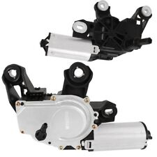 TECPO Wischermotor Hinten Heckwischermotor VW Polo 9N 1.2 1.4 1.6 1.8 1.9 TDI