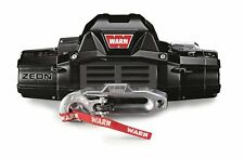 Warn ZEON SLOTTED WINCH ROPE COVER W87555 Customized Look