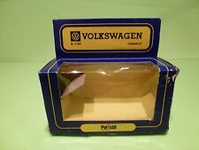 POLISTIL E43 - ONLY BOX for VW VOLKSWAGEN BEETLE - GOOD CONDITION - EMPTY BOX