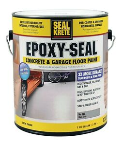 Seal-Krete Epoxy Seal Concrete & Garage Floor Paint
