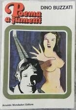 ******* POEMA A FUMETTI - DINO BUZZATI - ILLUSTRATIONS - 1969 - EN ITALIEN *****