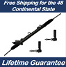 Complete Power Steering Rack+2 New Outer Tie Rods for Subaru Impreza Forester