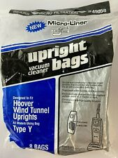 Sears Micro Filtration Upright Vacuum Cleaner Bags Hoover Wind Tunnel Models