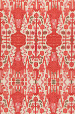 Lacefield Designs Bombay Geranium pink  Drapery Upholstery Fabric