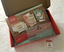 Stampin up Paper Pumpkin Something for Everything Full Kit December 2019