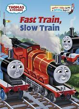 Bright and Early Books: Fast Train, Slow Train by Wilbert V. Awdry (2009,...
