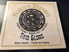 "Alberto Mizrahi - Trio Globo ""Matzah to Mendrah - A Holiday Celebration cd NR MT"
