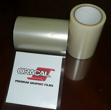 12 in X 50ft (Frisco Craft)Clear Application Transfer Tape for Sign Craft Vinyl