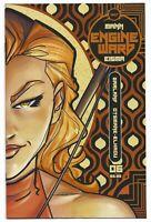 Engineward #6 2020 Unread Joe Eisma Main Cover A Vault Comic Book George Mann