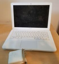 """Apple MacBook 13"""" Core 2 Duo 2.0GHz 2GB 160GB for parts only."""