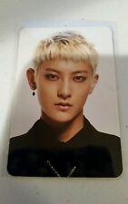 Exo m Tao overdose official Photocard Card Kpop K-pop