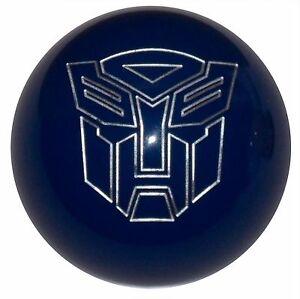 Blue Transformer Autobot shift knob M12x1.25