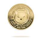 Cryptochips | Shiba Inu (SHIB) Physical Crypto Coin | Collectable Cryptocurrency