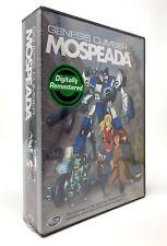 Genesis Climber Mospeada (DVD, 2003, 5-Disc Set) BRAND NEW, R1 (RARE) Robotech