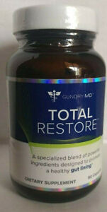 Gundry MD Total Restore - 1 Bottle/90 Capsules New/Sealed!