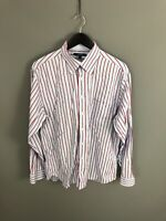 GANT Shirt - Large - Striped - Great Condition - Men's