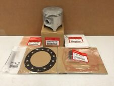 GENUINE HONDA OEM 1990-2001 CR500R PISTON KIT W/GASKETS
