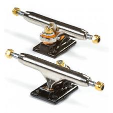 Blackriver Pro Metal Fingerboard Trucks 2.0 - Silver/Black 32mm Berlinwood, Flat