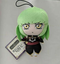 Code Geass Lelouch of the Rebellion LEGEND of GEASS CLAMP plush prize - C.C.