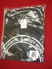 PROPERTY OF ABBEY ROAD  STUDIOS T-SHIRT  BLACK LARGE  NEW IN BAG