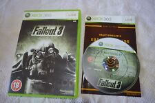 Fallout 3 - Xbox 360 (Tested Complete PAL)