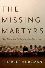 The Missing Martyrs: Why There Are So Few Muslim Terrorists, Kurzman, Charles