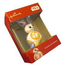 Hallmark Star Wars BB-8 Christmas Tree Ornament