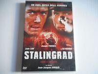 2 DVD - STALINGRAD - JEAN-JACQUES ANNAUD - ZONE 2