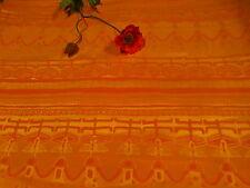 sarta ha completare 2beaux parti tende doppio 2m,23x1,47 RUGGINE mandarino