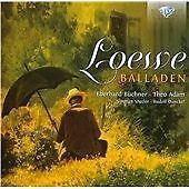Loewe: Balladen, EberhardBuchner, Theo Adam CD   5028421946764   New