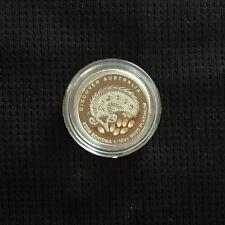 2009 Echidna 1/10oz Platinum Proof Coin Discover Australia Series Perthmint