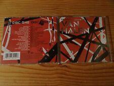 Van Halen - Best of Both Worlds Brazilian Pressing 2CD