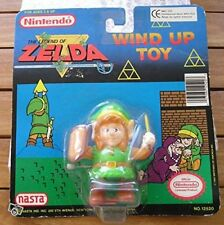 "Figurine The Legend of Zelda ""Link"" Nintendo USA (1988) Neuf"