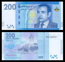 Morocco 200 Dirham 2012(2013) UNC**New