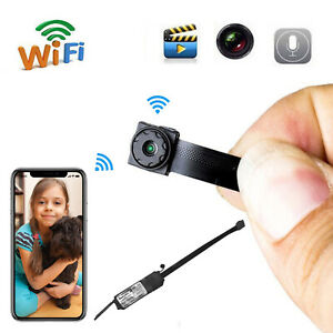 Mini 1080P WIFI Screw Kamera Camera Spion Spycam DVR Videokamera