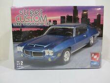 AMT / ERTL -  1972 Pontiac GTO  Model  Kit  NIB  1:25  (0721HO)  38162