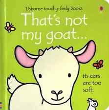 That's Not My Goat Book With Sensory Awareness (SKU668)