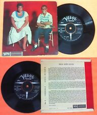 LP 45 7'' ELLA FITZGERALD LOUIS ARMSTRONG VOL.2 Tenderly April no cd mc dvd vhs*