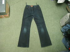 "Per Una Roma Stretch Jeans Size 8R Leg 28"" Faded Dark Blue Ladies Jeans"