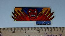 VTG HOOK UPS SKATEBOARD STICKER NOS JAPANESE ANIME NEO-DEVILMAN KILLER MONSTER !